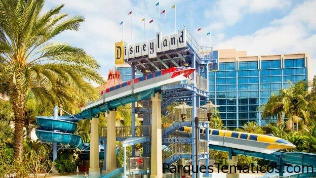 Fantástica idea quedarse este junio en los hoteles de Disneylandia