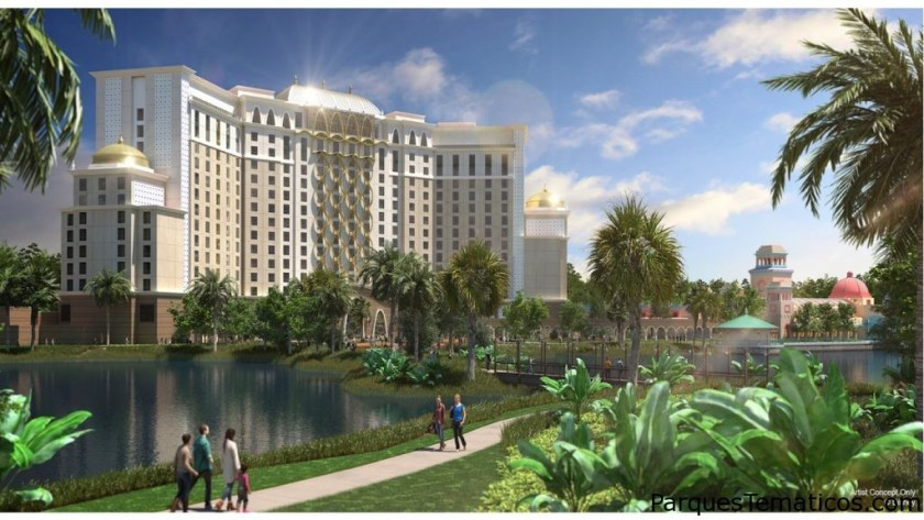 Disney Resort Hotels Have Plenty New to Explore