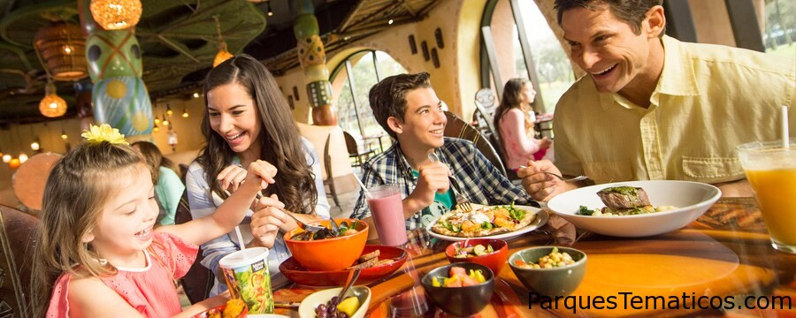 Elegir el mejor plan de comidas de Disney Walt Disney World 2019