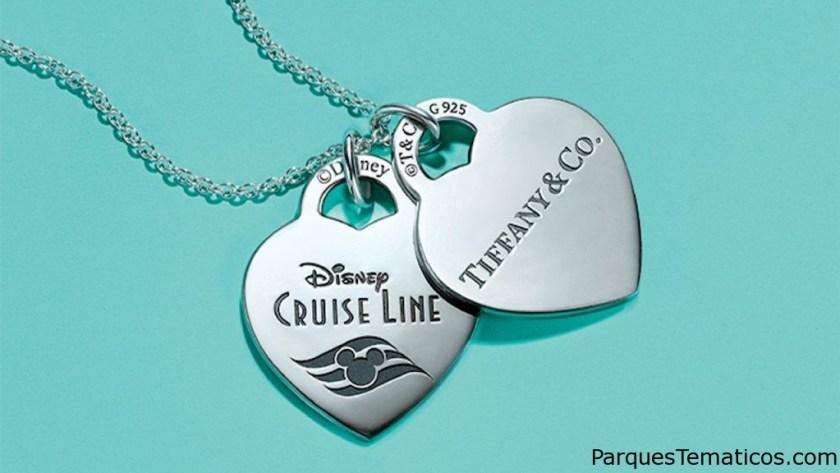 Tiffany & Co. abre hoy en los cruceros Disney Dream