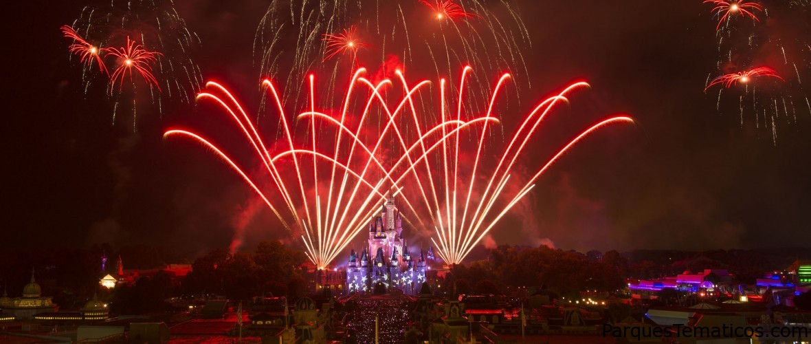 Walt Disney World Resort conmemora el 4 de julio 2019