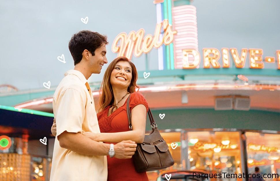 Citas románticas que debes tener YA en Universal Orlando