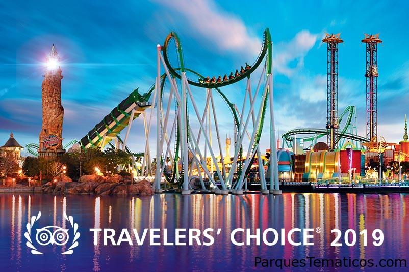 Universal's Islands of Adventure, nombrado quinto parque de atracciones del mundo en TripAdvisor