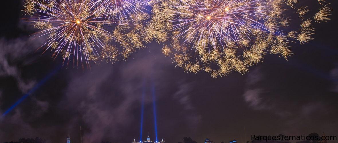 Nuevo espectáculo nocturno Epcot Forever celebra el pasado, presente y futuro del parque temático de Walt Disney World