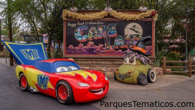 Quedan 9 días para experimentar el tiempo de Halloween en Disneyland Resort