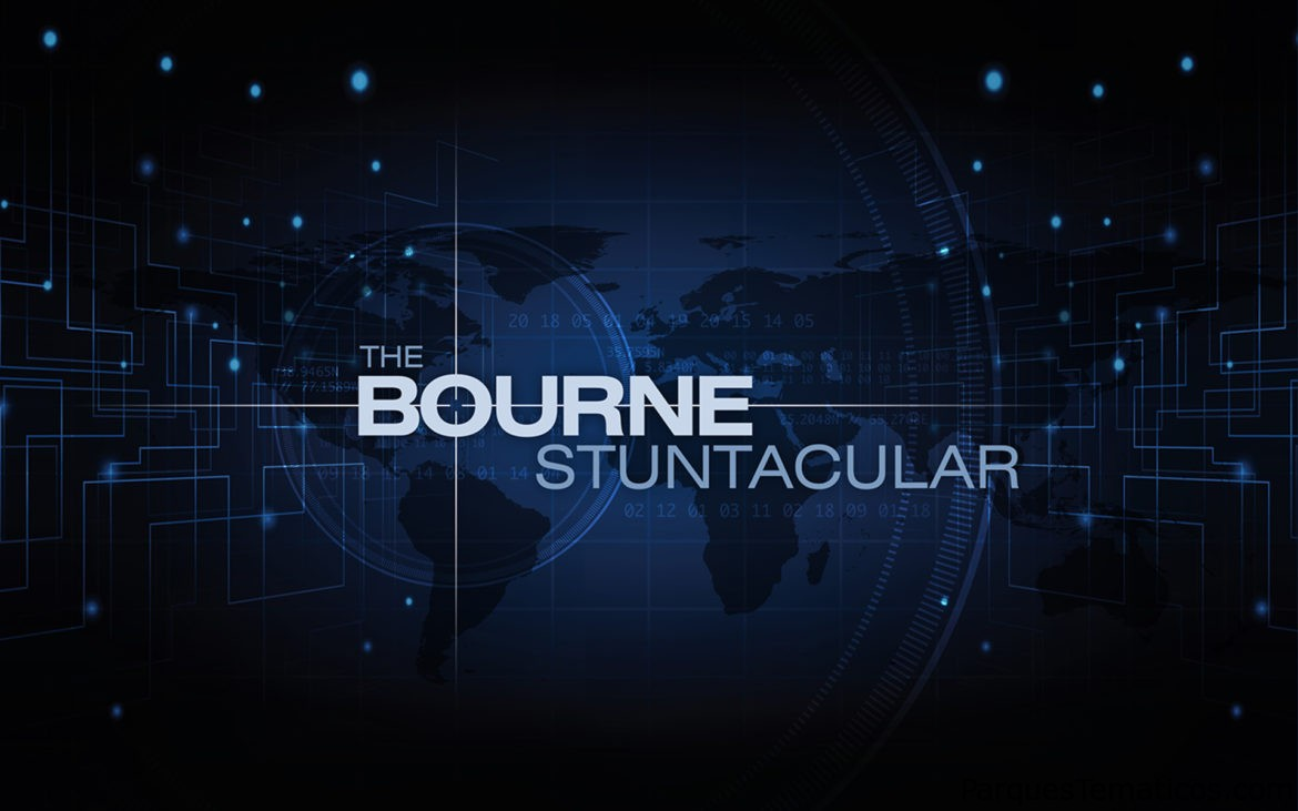 Prepárate para The Bourne Stuntacular en 2020