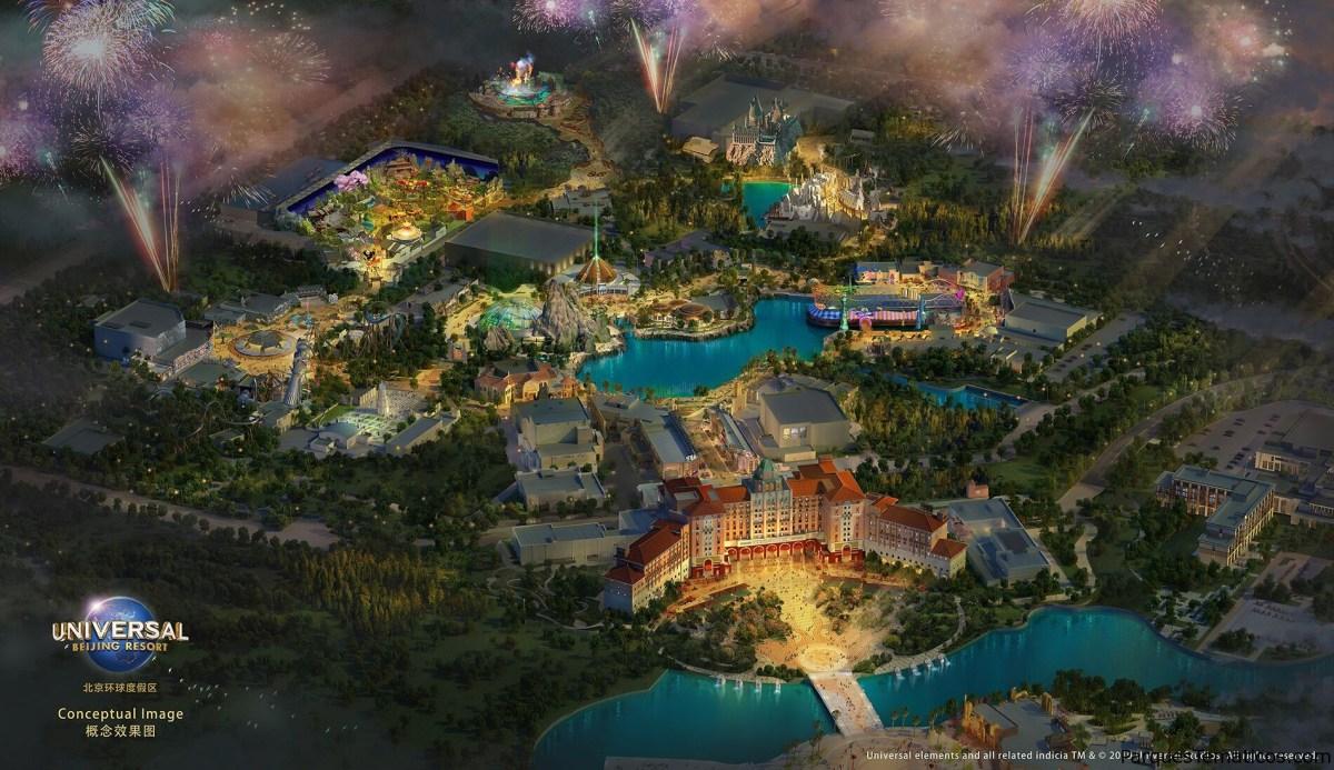 Universal Beijing Resort revela experiencias increíbles e innovadoras en 2021