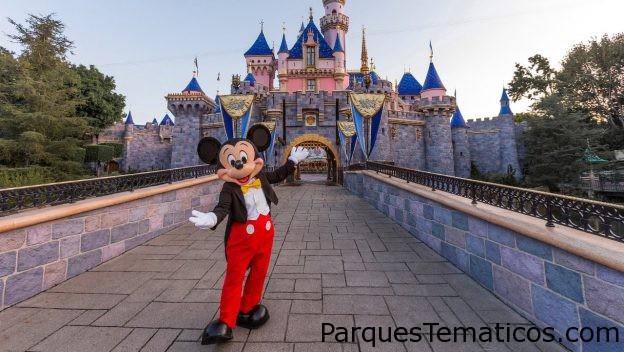 ¡Feliz cumpleaños, Mickey Mouse!