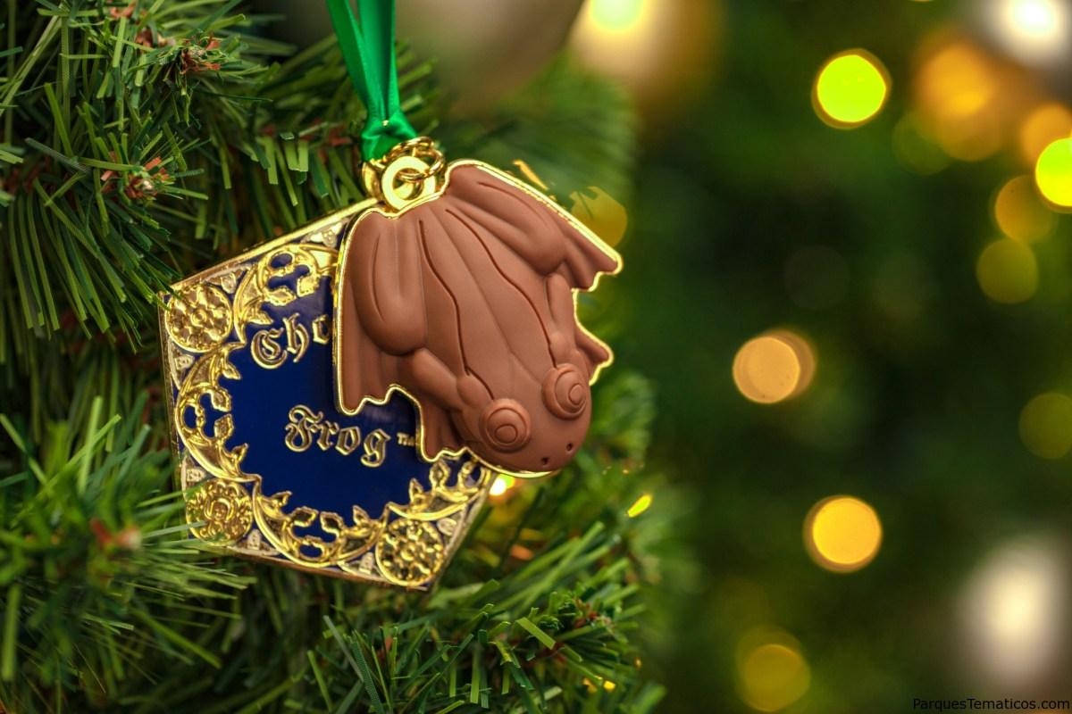 Universal Orlando presenta nueva mercancía para las fiestas navideñas 2019