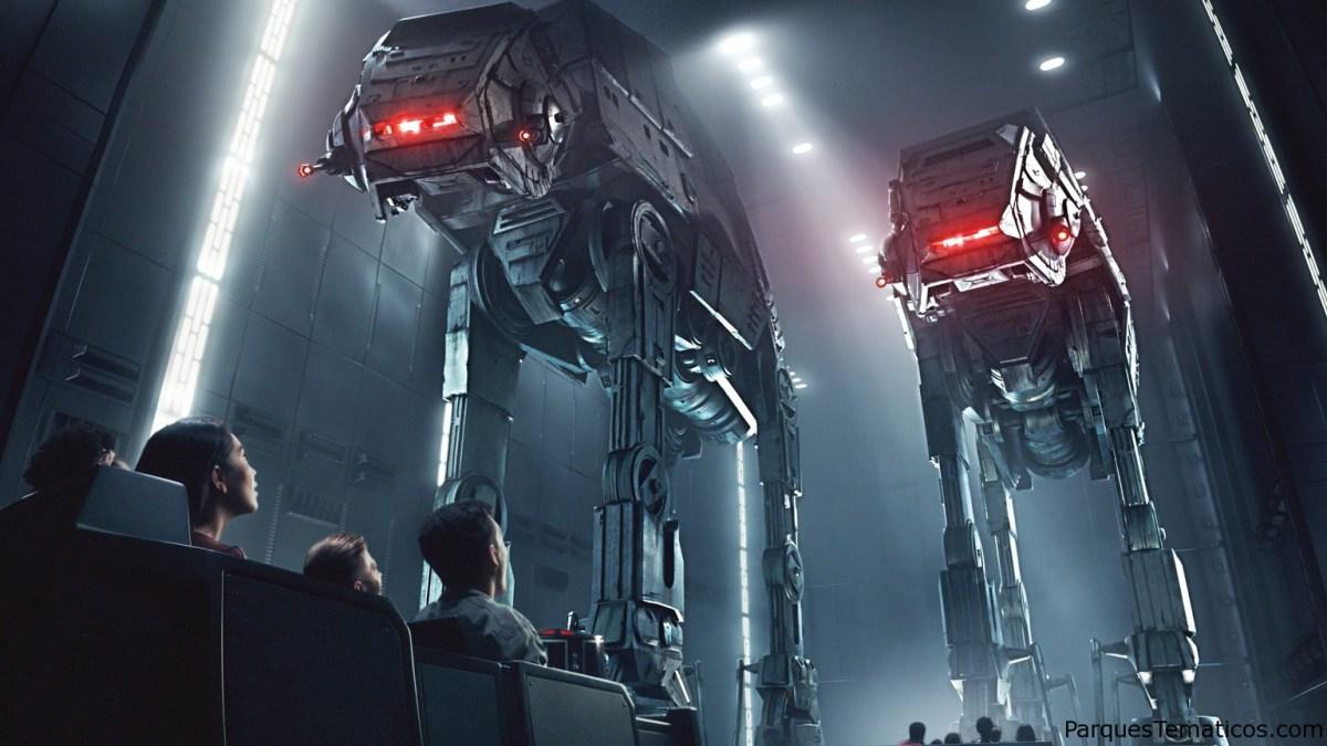 Guía completa de Star Wars: Rise of the Resistance