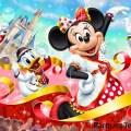 Muy, muy Minnie en Tokyo Disneyland