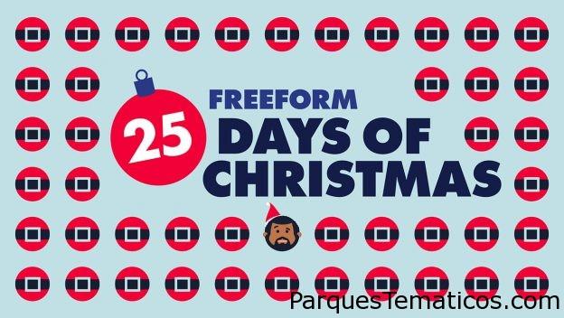 Sorteo de 25 días para Navidad, puedes ganar visitar Disneyland para las Fiestas