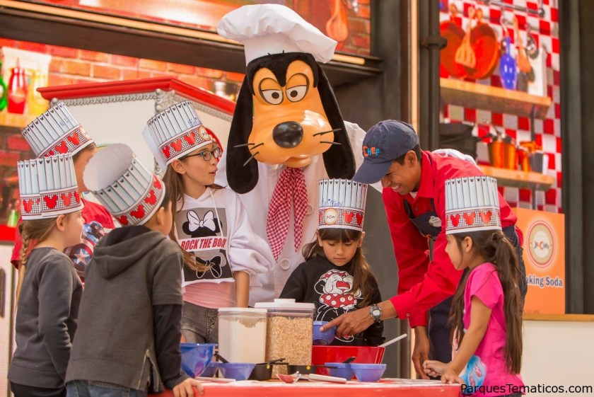 Disney California Adventure Food & Wine Festival del 28 de febrero al 21 de abril de 2020