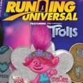 Running Universal de Universal Studios Hollywood con personajes de Trolls de DreamWorks Animation el domingo 26 de abril