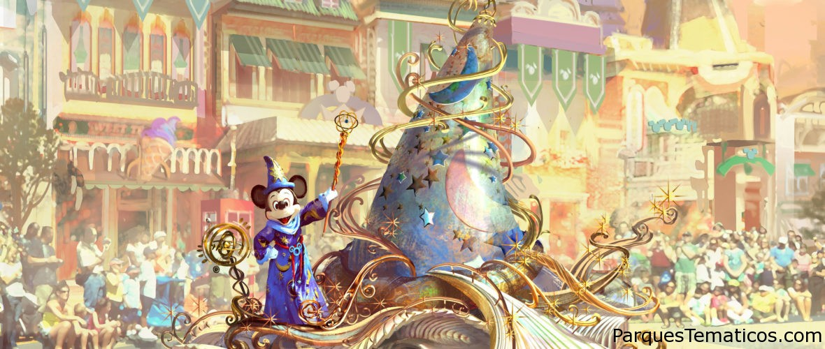 Desfile Magic Happens
