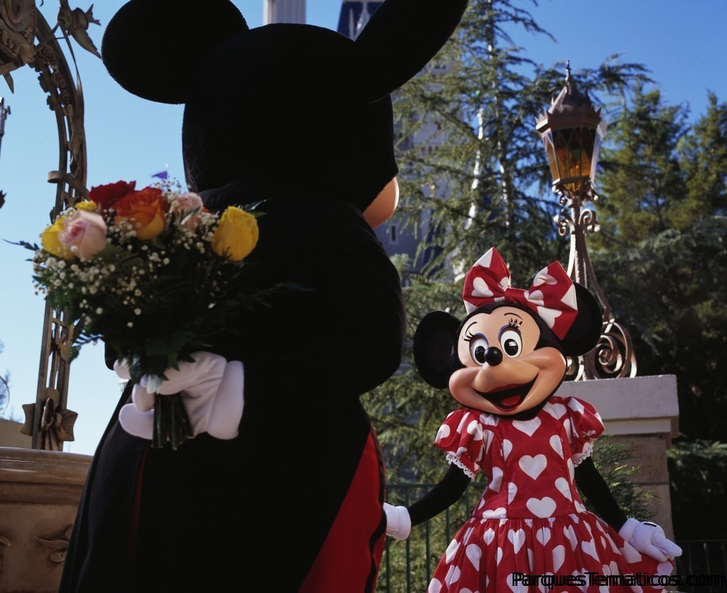 San Valentín ofrecen momentos encantados en Walt Disney World Resort