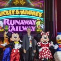 Mickey & Minnie's Runaway Railway abre hoy 4 de marzo en Disney's Hollywood Studios en Florida