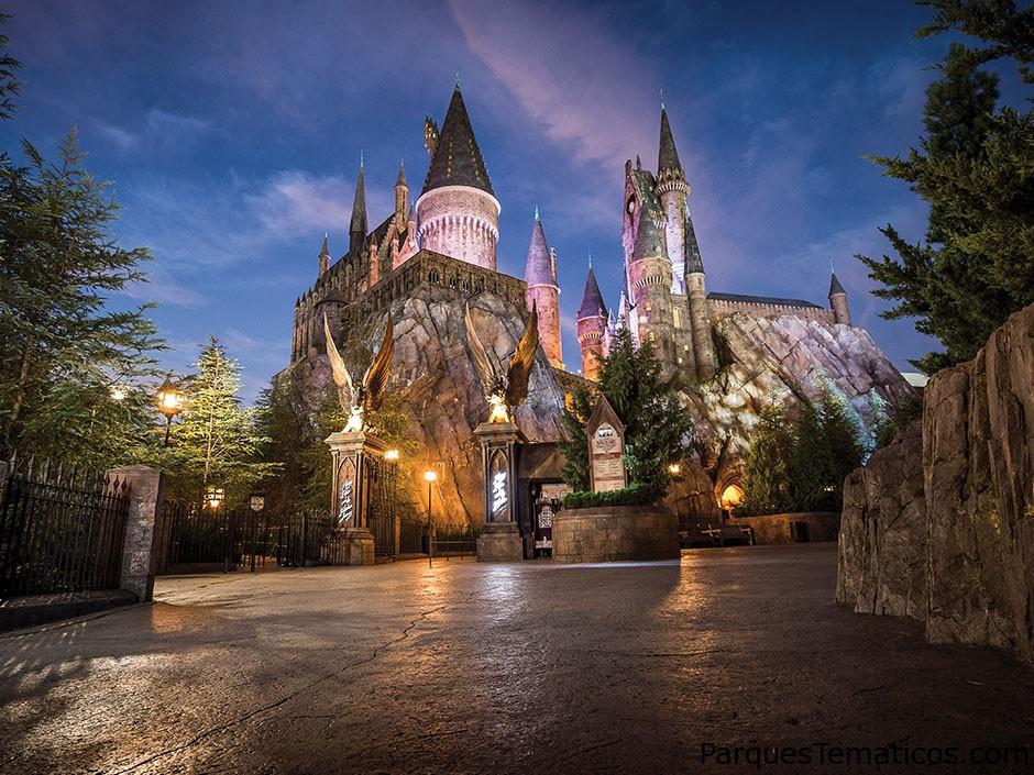 Guía para los fanáticos de Harry Potter sobre el castillo de Hogwarts