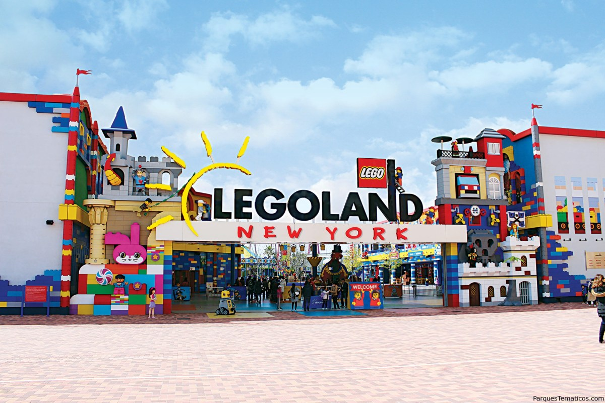 LEGOLAND New York Resort abrirá en 2021