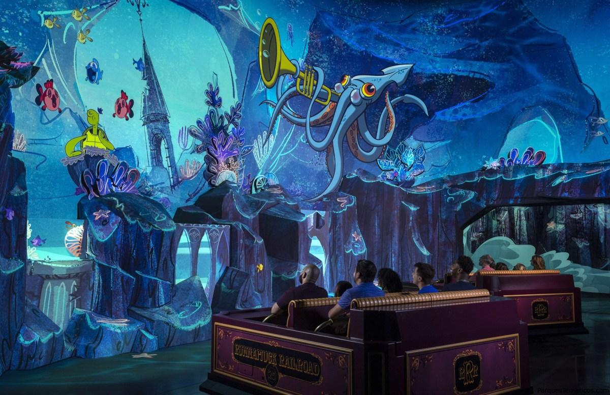 Disney's Hollywood Studios presenta la primera atracción protagonizada por Mickey Mouse y Minnie Mouse