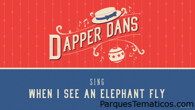 Dapper Dans canta When I See An Elephant Fly