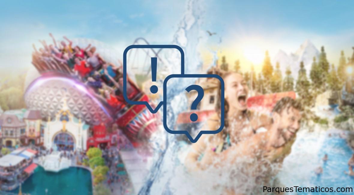 Europa-Park & Water World Rulantica primer parque temático que reabre en Europa