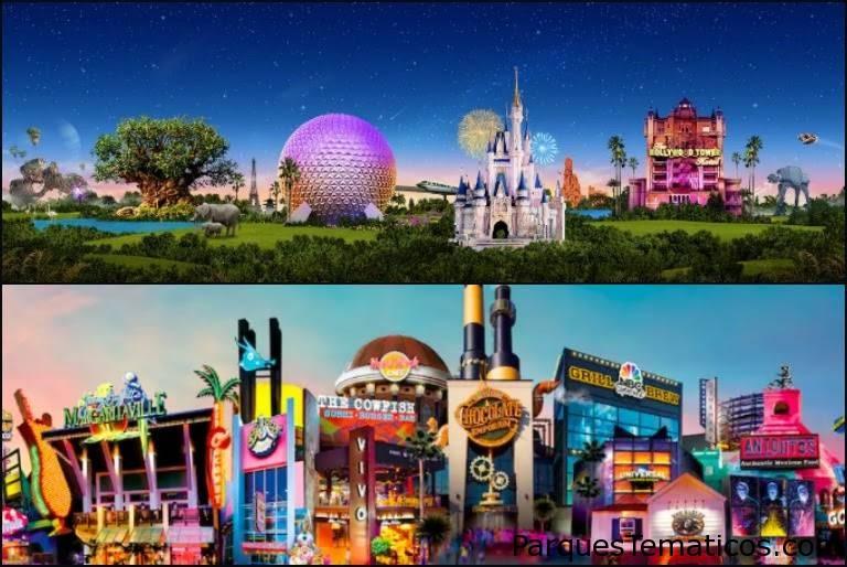 Orlando da la bienvenida a los visitantes con nuevos parques mejorados y medidas de seguridad para las atracciones