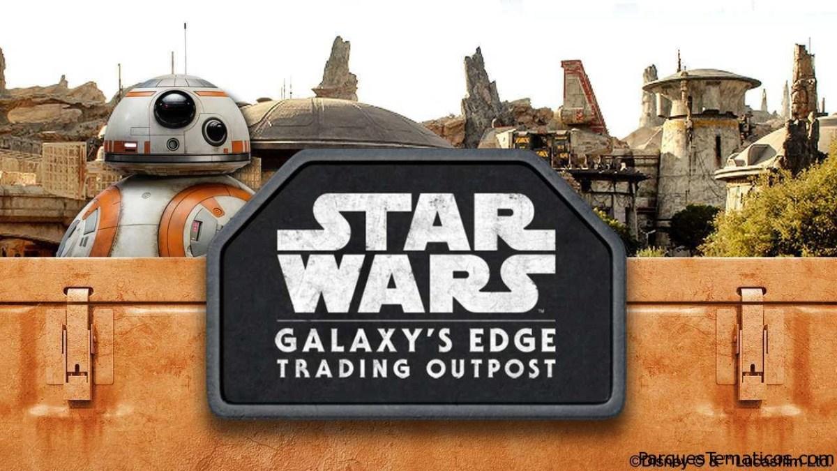 Nuevos productos inspirados en Star Wars Galaxy's Edge Landing