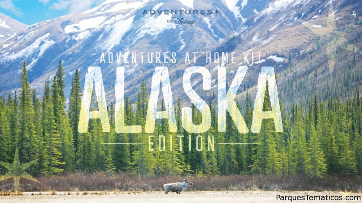 Aventuras by Disney en casa en Alaska