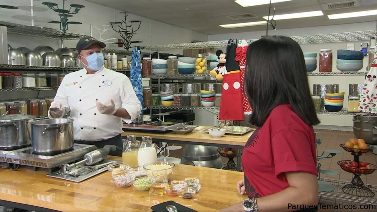 In The Kitchen trae la magia de la cocina de Disney a su hogar el 10 de septiembre