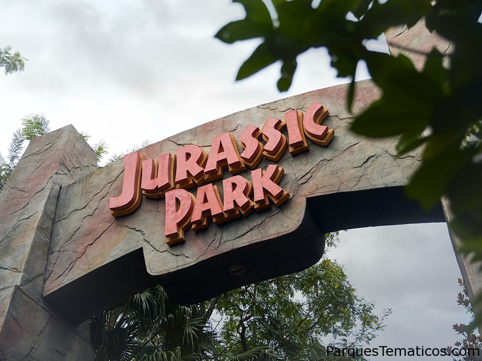 Guía definitiva de Universal Orlando para Jurassic Park