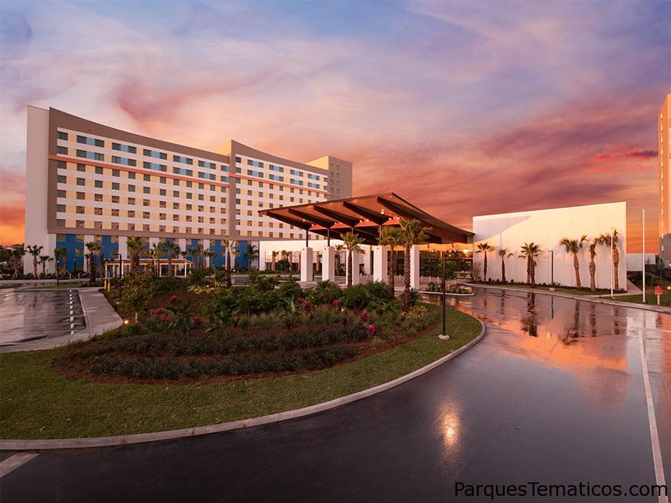 Todos los detalles que busca sobre el Endless Summer Resort de Universal: Dockside Inn and Suites