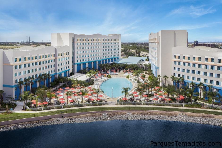 Gemas ocultas en Universal's Endless Summer Resort – Surfside Inn and Suites