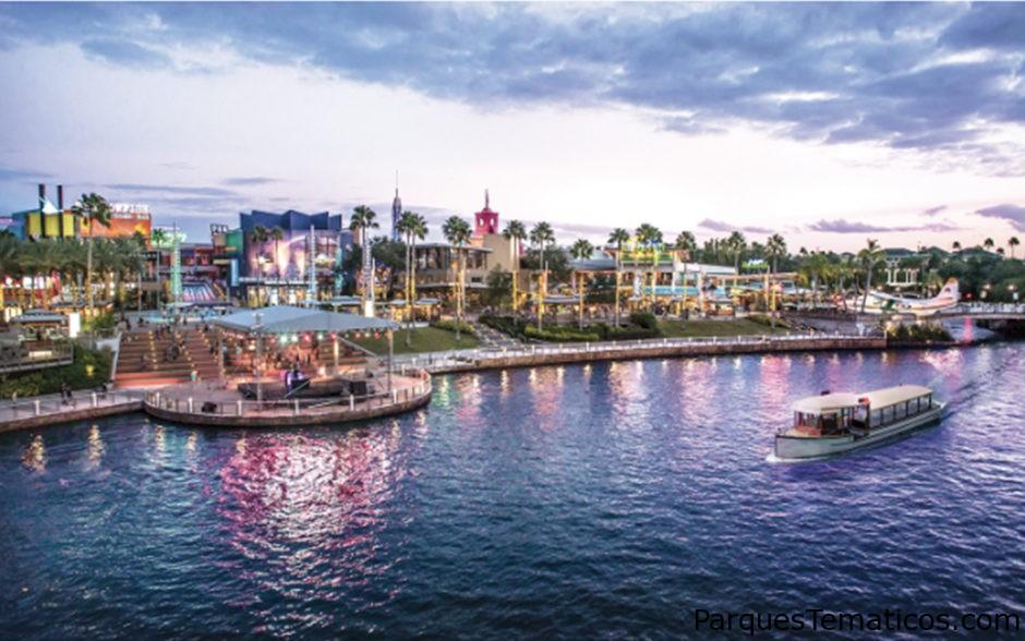 Una Guía para Universal CityWalk en Universal Orlando Resort