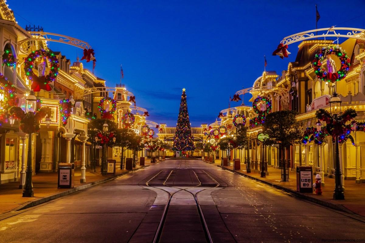 Descubre las tradiciones navideñas en el Walt Disney World Resort en 2020