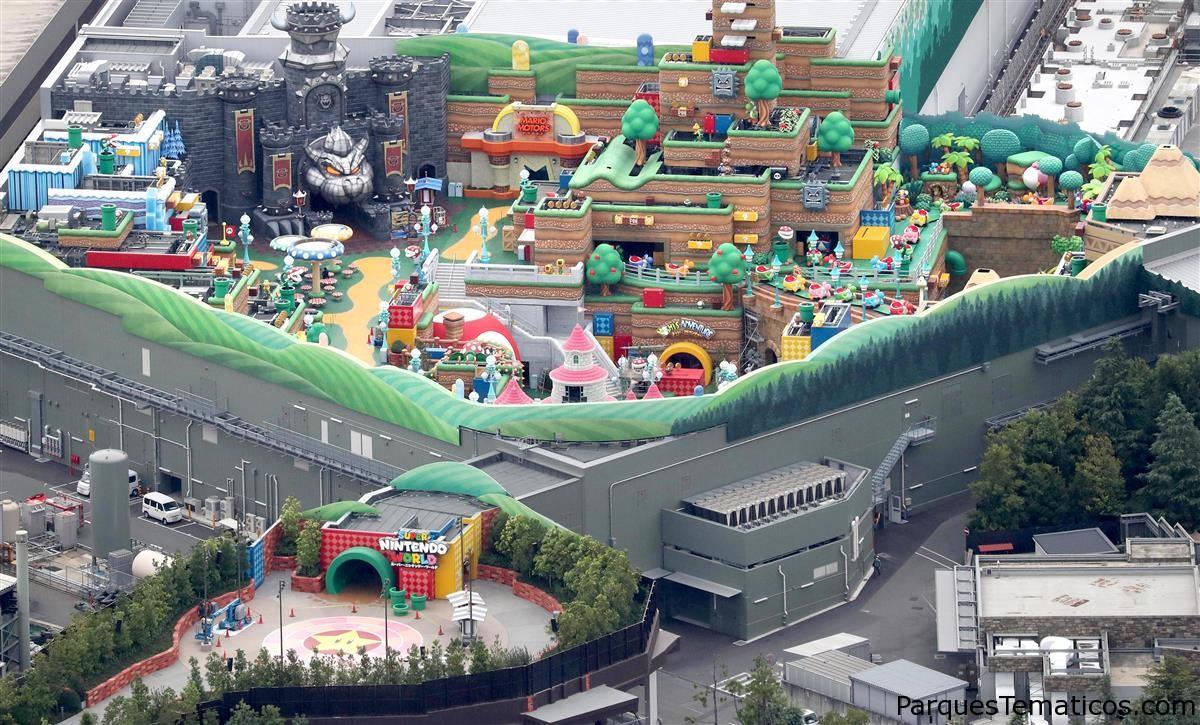 SUPER NINTENDO WORLD en Universal Studios Japan abrirá sus puertas a principios de 2021