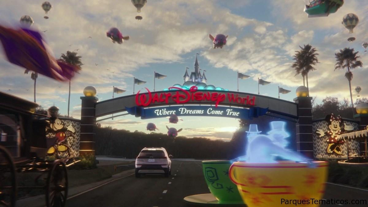 Chevy presenta un nuevo automóvil eléctrico con un comercial con amigos de Disney