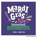 Universal Orlando Mardi Gras 2021