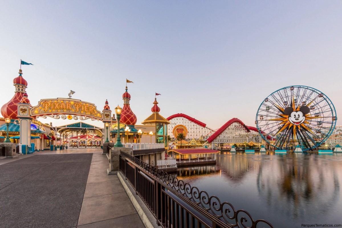 Disneyland Resort presenta 'A Touch of Disney', una nueva experiencia con boletos con capacidad limitada en Disney California Adventure Park a partir del 18 de marzo