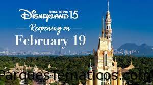 Hong Kong Disneyland anuncia reapertura el 19 de febrero