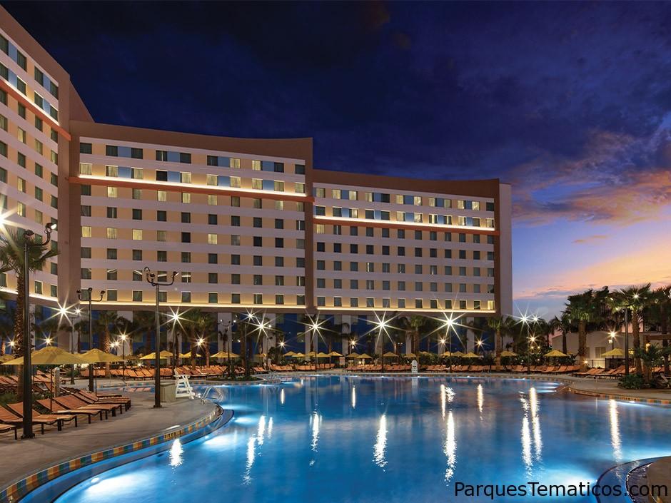 Gemas ocultas en Universal's Endless Summer Resort Dockside Inn and Suites