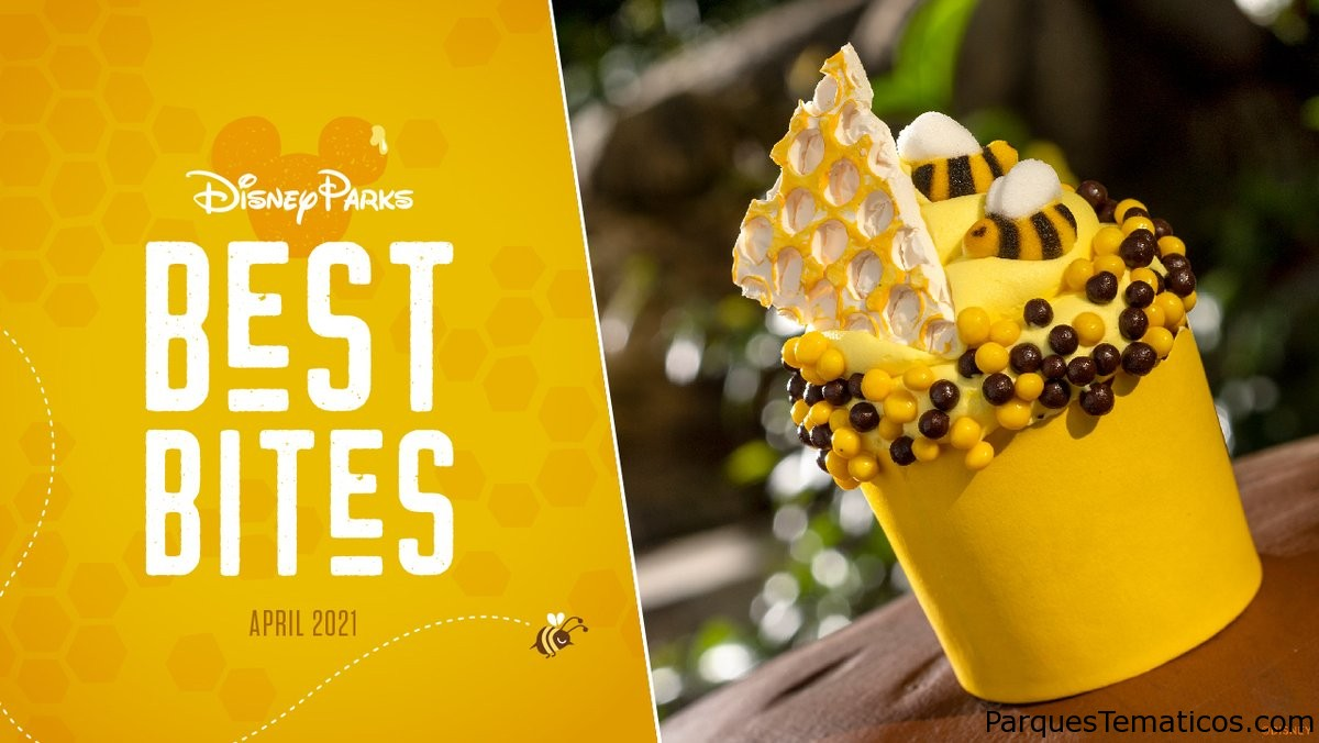 Disney Parks Best Bites Abril 2021