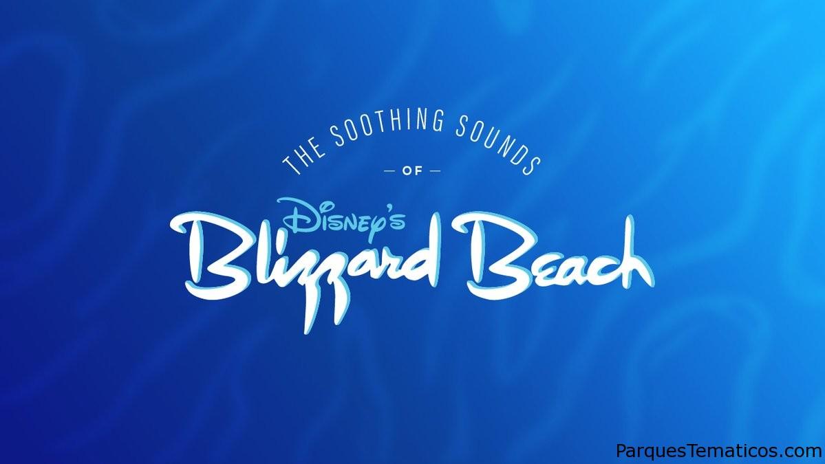 Experimente los relajantes sonidos de Disney's Blizzard Beach a través de ASMR
