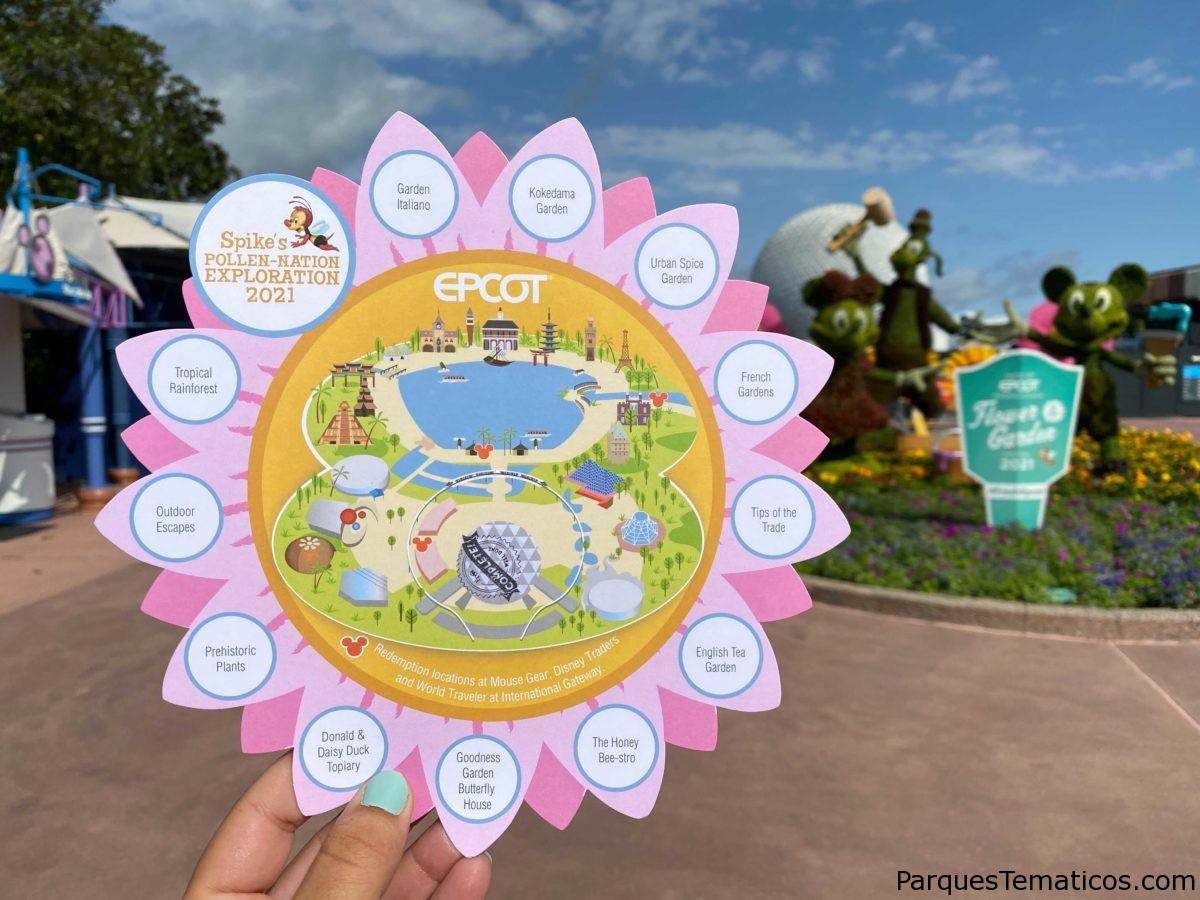 PlanDisney comparte consejos para probar el Festival Internacional de Flores y Jardines de EPCOT