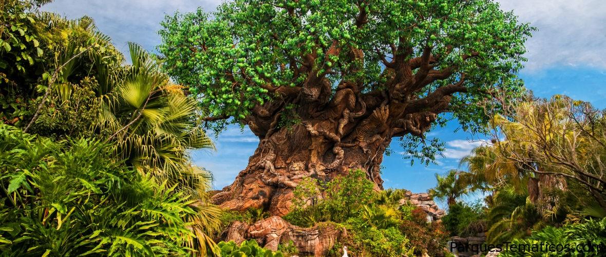 Semana de la Tierra 2021 en el parque temático Disney's Animal Kingdom