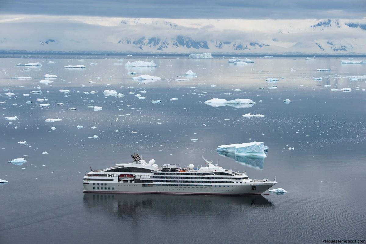 Crucero de expedición a la Antártida y la Patagonia de Disney Cruise Line