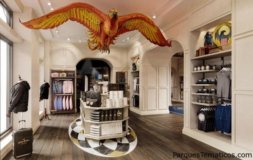 Harry Potter Nueva York abrirá sus puertas para una experiencia mágica el 3 de junio de 2021