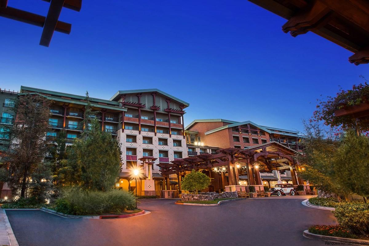 La reapertura de Disney's Grand Californian Hotel & Spa