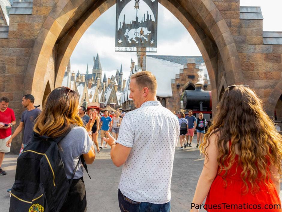 Consejos para visitar el mundo mágico de Harry Potter por primera vez