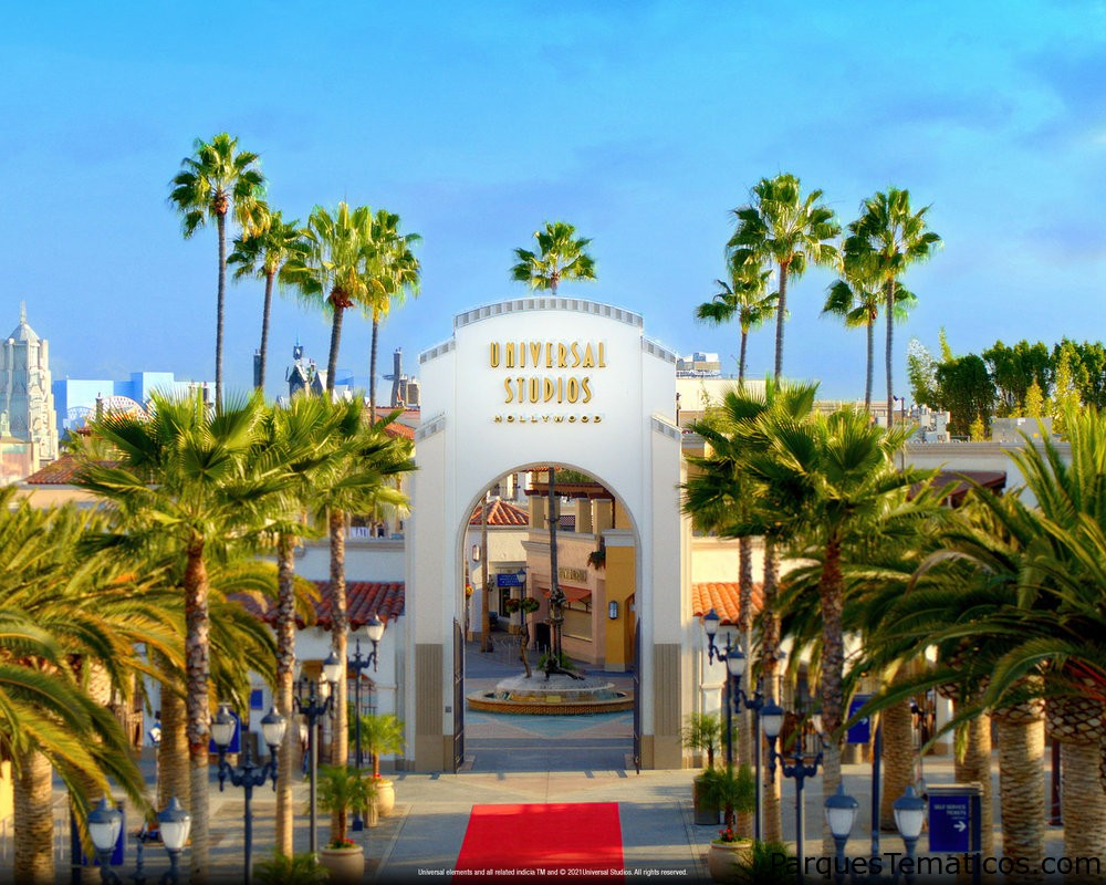 Universal Studios Hollywood reabre el 16 de abril